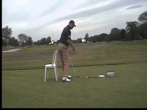 Sam Mckenney Golf Academy Early Extension Drill