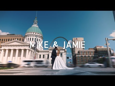 Mike + Jamie Wedding Highlight - St. Louis, Missouri
