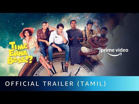 Time Enna Boss - Official Trailer | Amazon Prime Video