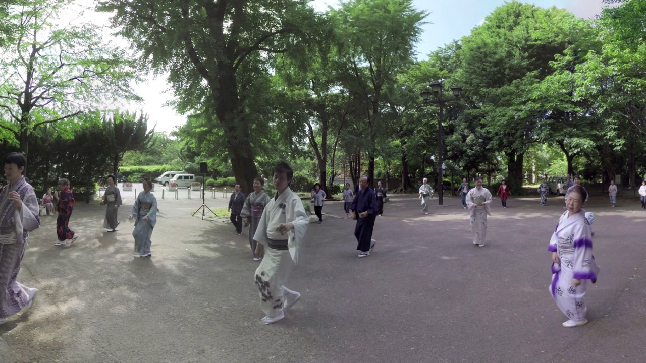 Cultural Project Russian Seasons Takes Over Tokyo Japan - Journey through tokyo and space in this incredible 360 video
