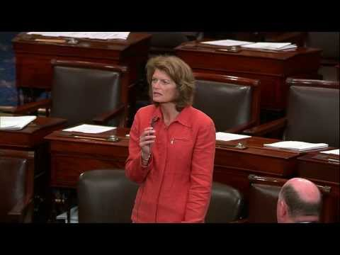 Senator Murkowski Shares Her Concerns Over Government Shutdown