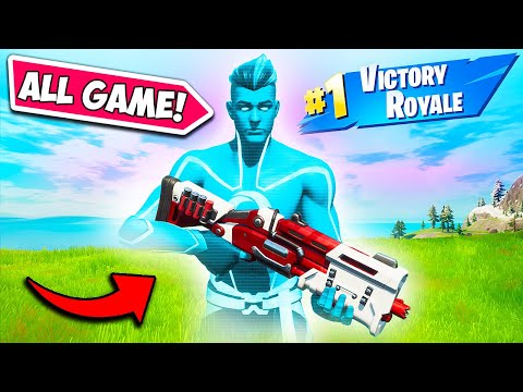 *SUPER BROKEN* INVISIBLE ALL GAME TRICK!! - Fortnite Funny Fails and WTF Moments! #1156