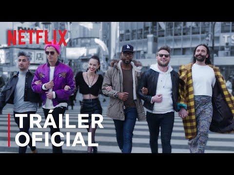 Queer Eye: We're In Japan! | Tráiler Oficial | Netflix