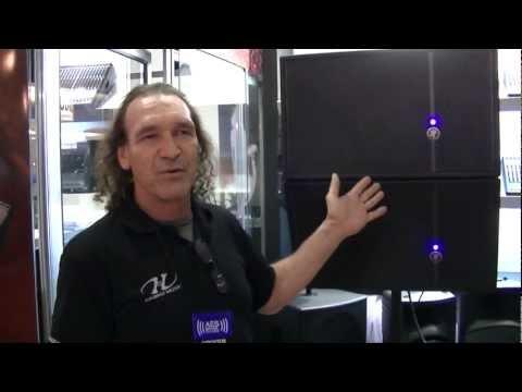GIGPLACE TV - Novidades da Habro Music na AES EXPO 2012