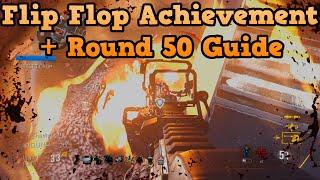 Advanced Warfare: Flip Flop Achievement Guide Round 50+ Tips