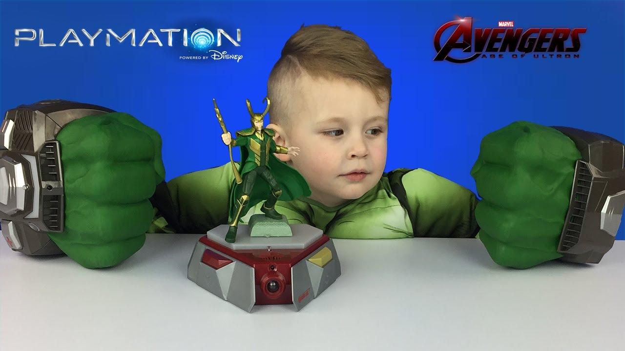 Playmation Marvel Avengers Gamma Gear