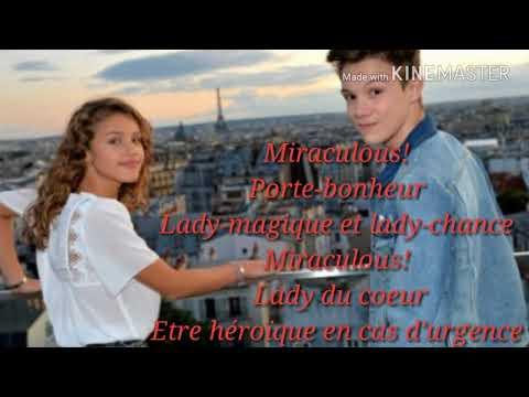 Lenni-Kim  Et Lou Miraculous + Paroles