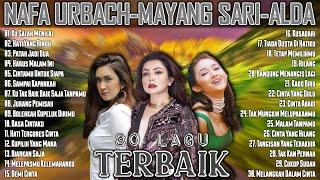 Mayang Sari, Nafa Urbach, Alda Risma [Full Album] Lagu Lawas Indonesia 90an Terbaik