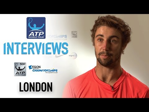 Thompson Reflects On Win Over Murray London Queens 2017