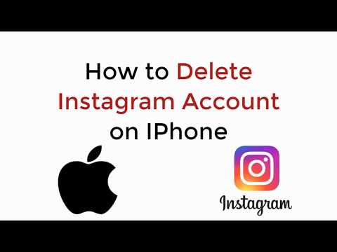 How to Delete Instagram Account on IPhone UPDATED