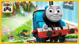 Томас и друзья: Волшебные пути * Мультик игра для детей про паровозики от Budge Studios