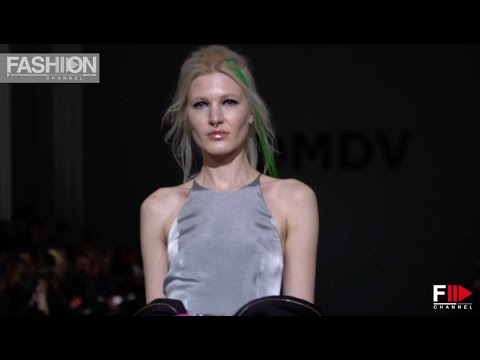 DMDV Fall Winter 2017-18 Ukrainian Fashion Week - Fashion Channel