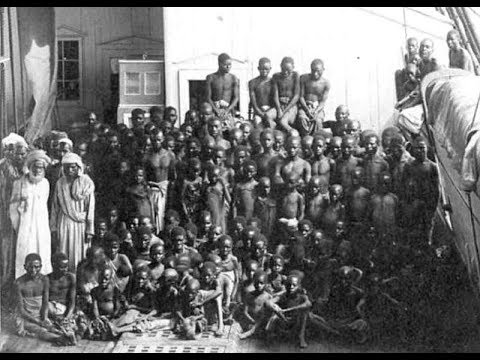 The Negroes before the slave trade(1)