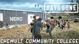 Days Gone - Nero Checkpoint - Chemult Community College