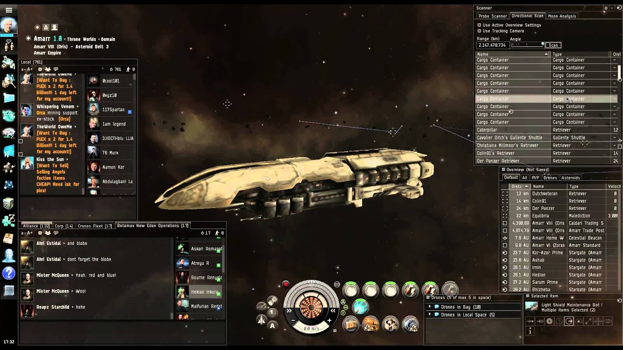 Eve Online Ui Basics Youtube