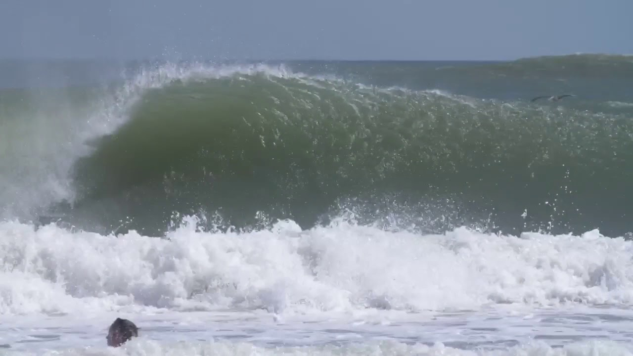Wrightsville Beach Waves