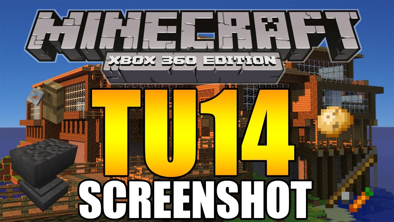 Minecraft Tu14 Related Keywords & Suggestions - Minecraft
