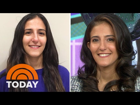 How Shifting The Part In Your Hair Can Change Your Whole Look | TODAY