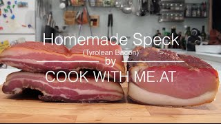 Homemade Speck - Tyrolean Bacon - Cook With Me.at