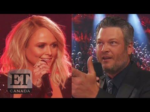 Miranda Lambert's Possible Blake Shelton Dig At ACM Awards