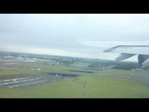 Air France A340-300 - Takeoff flight AF306 Paris (CDG) to Lomé (LFW) via Niamey (NIM)