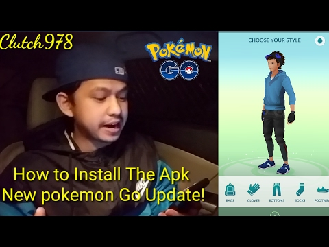 Pokémon GO  - New Update How To Install The Apk New Item Are Here!