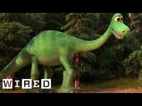 "How ""The Good Dinosaur"" Raised the Bar for Natural-World CGI | Design FX"
