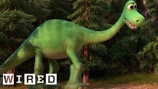 "How ""The Good Dinosaur"" Raised The Bar For Natural-World CGI 