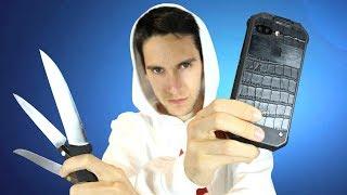EL TELEFONO INDESTRUCTIBLE - AGM X2 Review en español