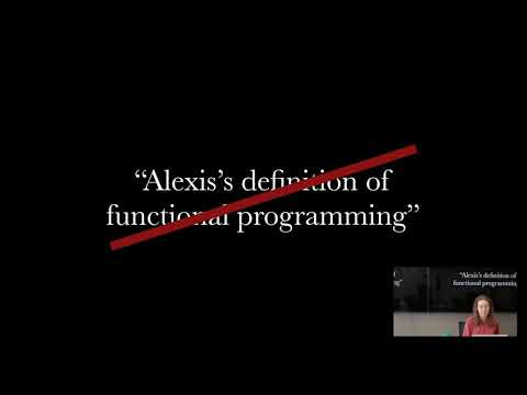Think Functionally - Alexis King