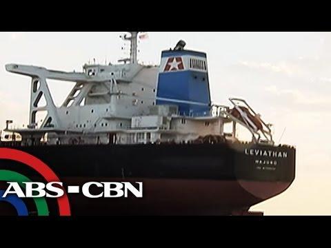 TV Patrol: Dayuhang bulk carrier, ilegal na dumaong sa Lingayen Gulf