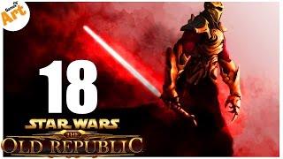 Прохождение Star Wars The old Republic - Sith Warrior - 18