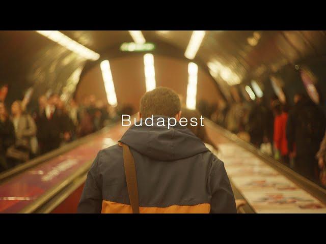 Budapest a lencsémen keresztül - Panasonic S1H 6K