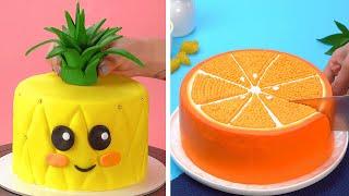 So Tasty Fruitcake Recipes | Amazing Cake Decorating Ideas For Any Occasion | So Yummy Cake