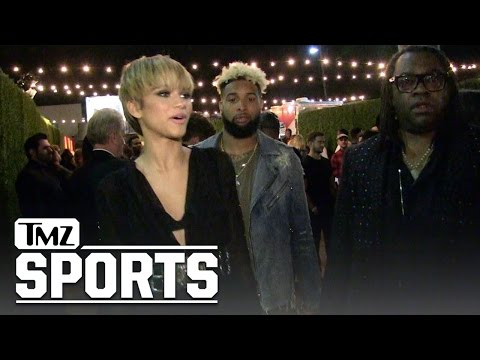 Thumbnail: Zendaya's Dad Says She's Not Dating Odell Beckham | TMZ Sports