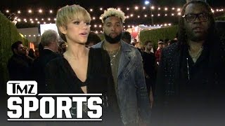 Zendaya's Dad Says She's Not Dating Odell Beckham | TMZ Sports