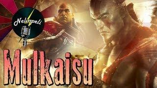 Nelinpeli - MULKAISU - God of War: Ascension