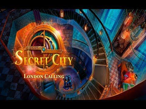 Hidden Objects - Secret City: London Calling 홍보영상 :: 게볼루션