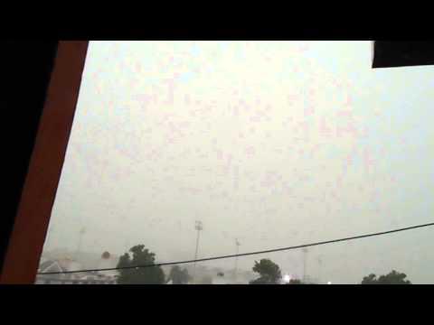 HEAVY RAIN IN VADODARA