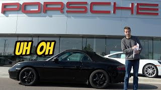 Here's Everything the Porsche Dealer Found Broken On the Cheapest 911 *THEY FAILED*