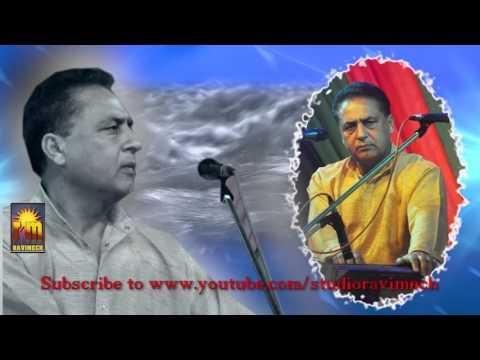 THOVUTH KHODAYA LALAVUN TAQDEER MYANI BAPATH   SINGER REHMATULLAH KHAN   FROM RAVIMECH STUDIOS