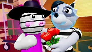 Zizzy Loves Rash?! A Roblox Piggy Movie (Book 2 Story)