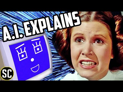 Star Wars: A.I. Explains What 'A New Hope' is ACTUALLY About