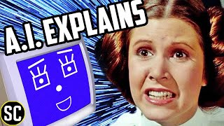 """Star Wars: A.I. Explains What """"A New Hope"""" is ACTUALLY About"""