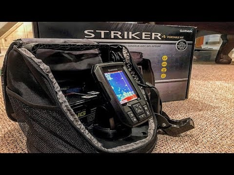 GARMIN STRIKER 4 REVIEW : BEST FISH FINDER For The MONEY