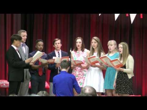 2015-2016 Midland Adventist Academy graduation Class night part 2