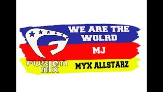 We are the World | Zumba® fitness | Myx AllstraZ