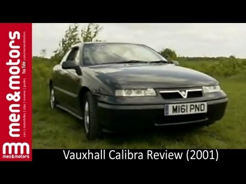 Vauxhall Calibra Review (2001)