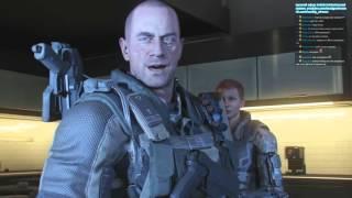 Нарезка стрима от 11.10.2015 Call of Duty: Black Ops III [Поезд сделал бум]
