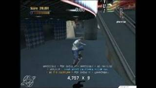 Tony Hawk's Pro Skater 3 Xbox Gameplay - the crowd